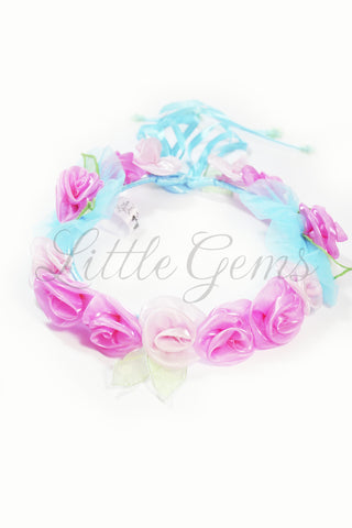 Garland Butterfly Fairy Turquoise