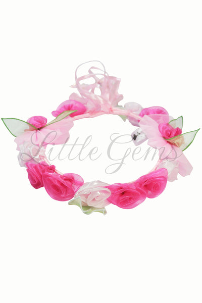 Garland Butterfly Fairy Dusty Pink