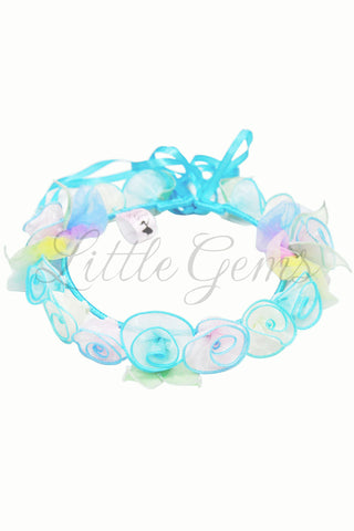 Garland Rainbow Butterfly Aqua