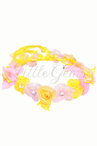 Garland Apple Yellow/Baby Pink