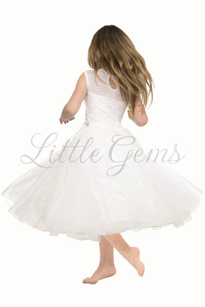 Lara Flowergirl Dress