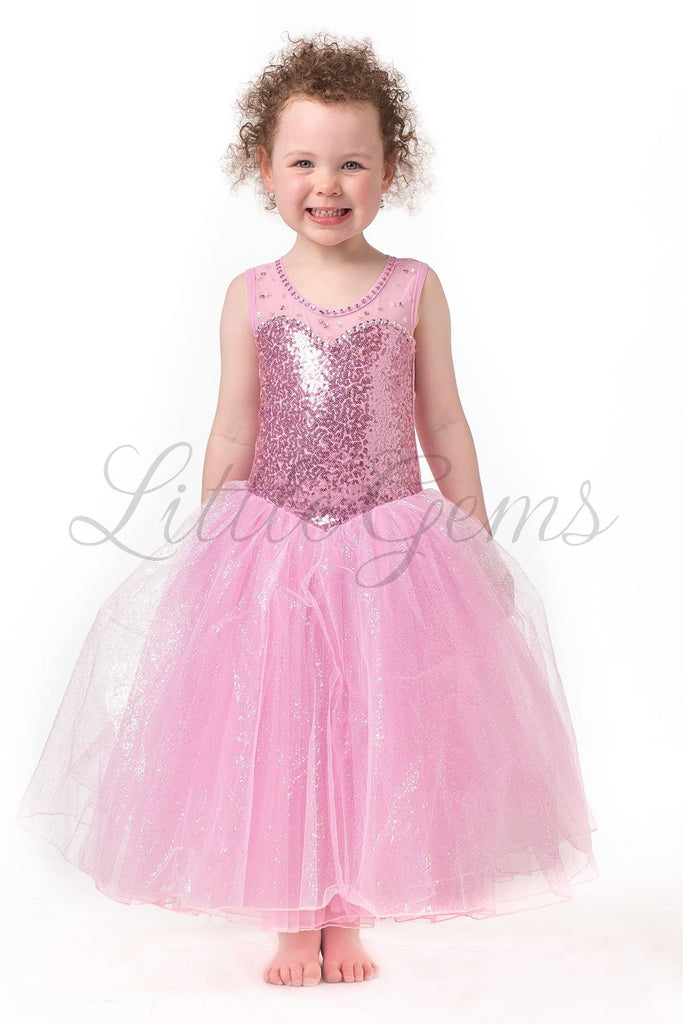 Party Dress Pink