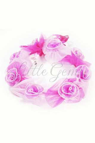 V Petal Garland Barbie