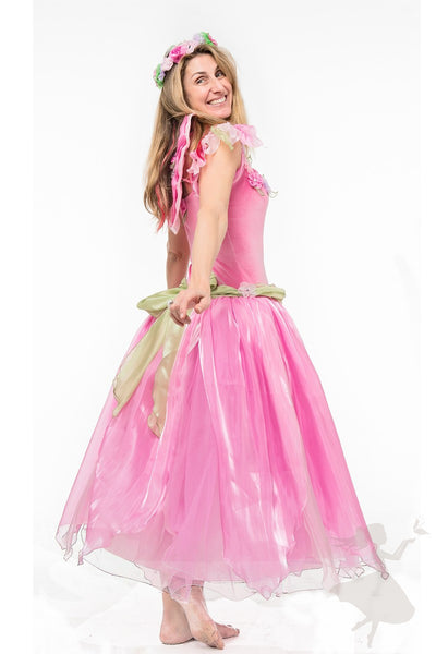 Adult Apple Pink Fairy Dress