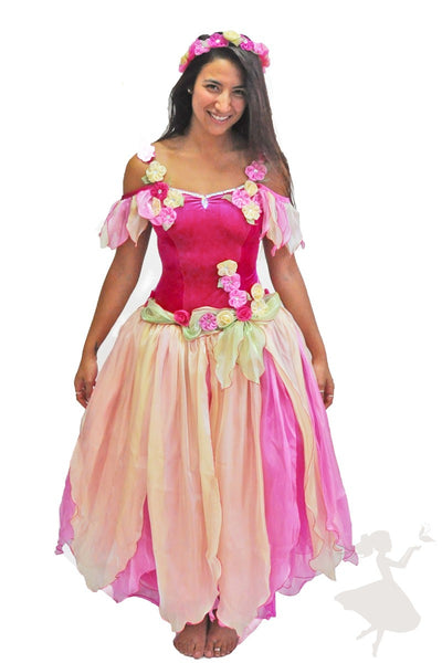 Adult Apple Berry Fairy Dress