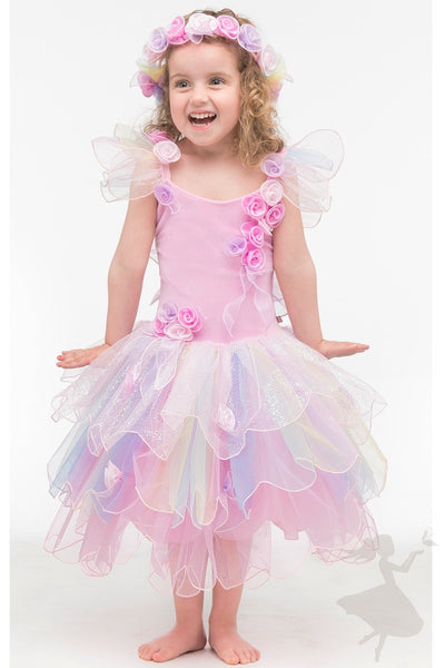 Rainbow Butterfly Baby Pink