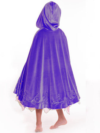 Long Cape Mauve