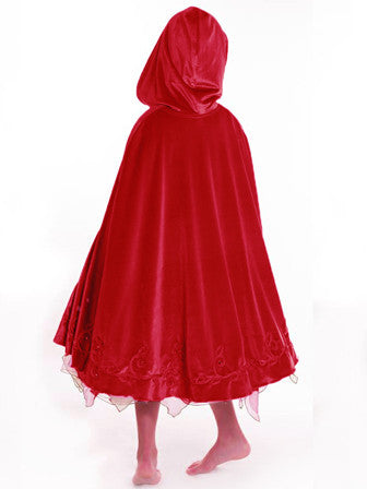 Long Cape Red