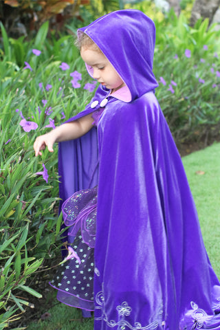 Long Cape Purple