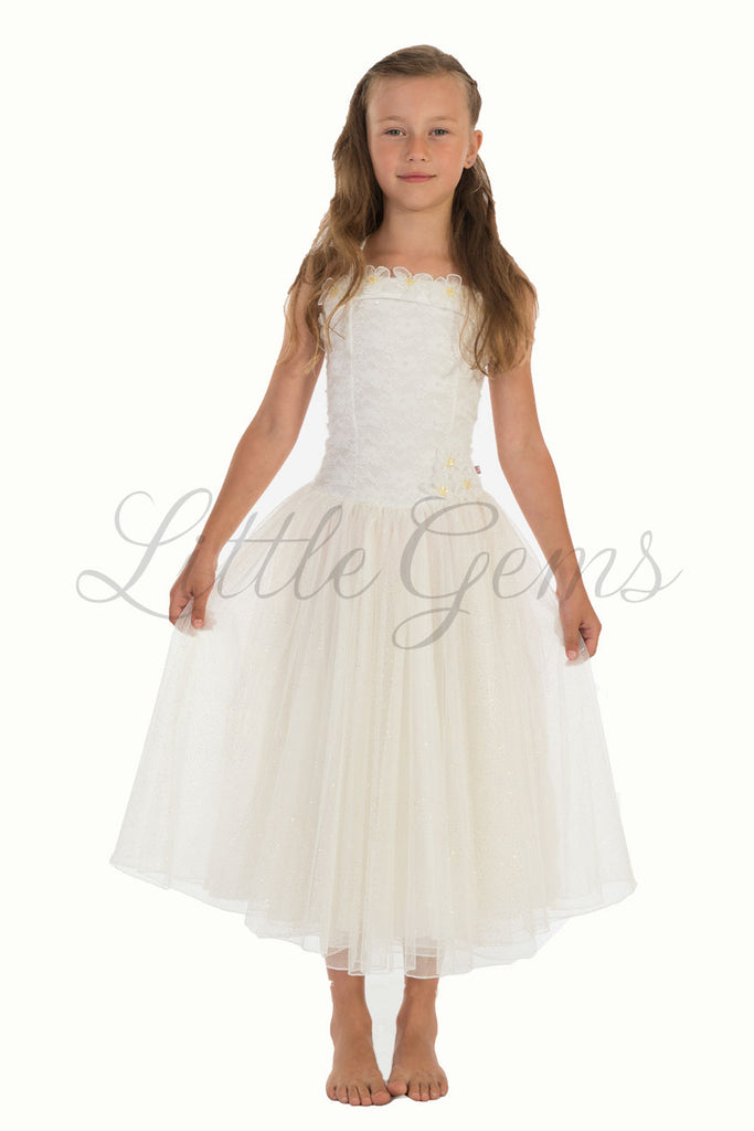 Grace Dress in Cream