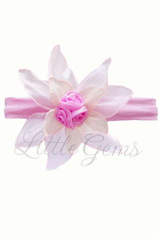 X Headband Tiny Airy Fairy