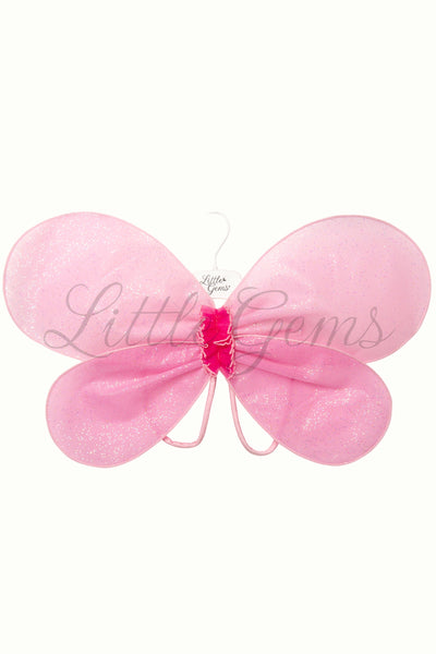 Wings Dragonfly Wings  Baby Pink