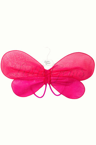 Wings Dragonfly Wings  Hot Pink