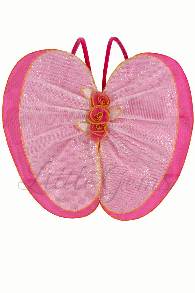 Petal Wing Party Fairy Hot Pink