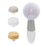 4 In 1  Deep Cleaning Electric Facial Cleanser & Blackhead Remover