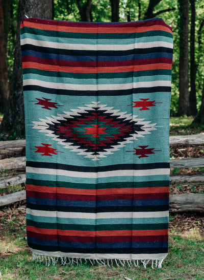 Greeter Falls Blanket