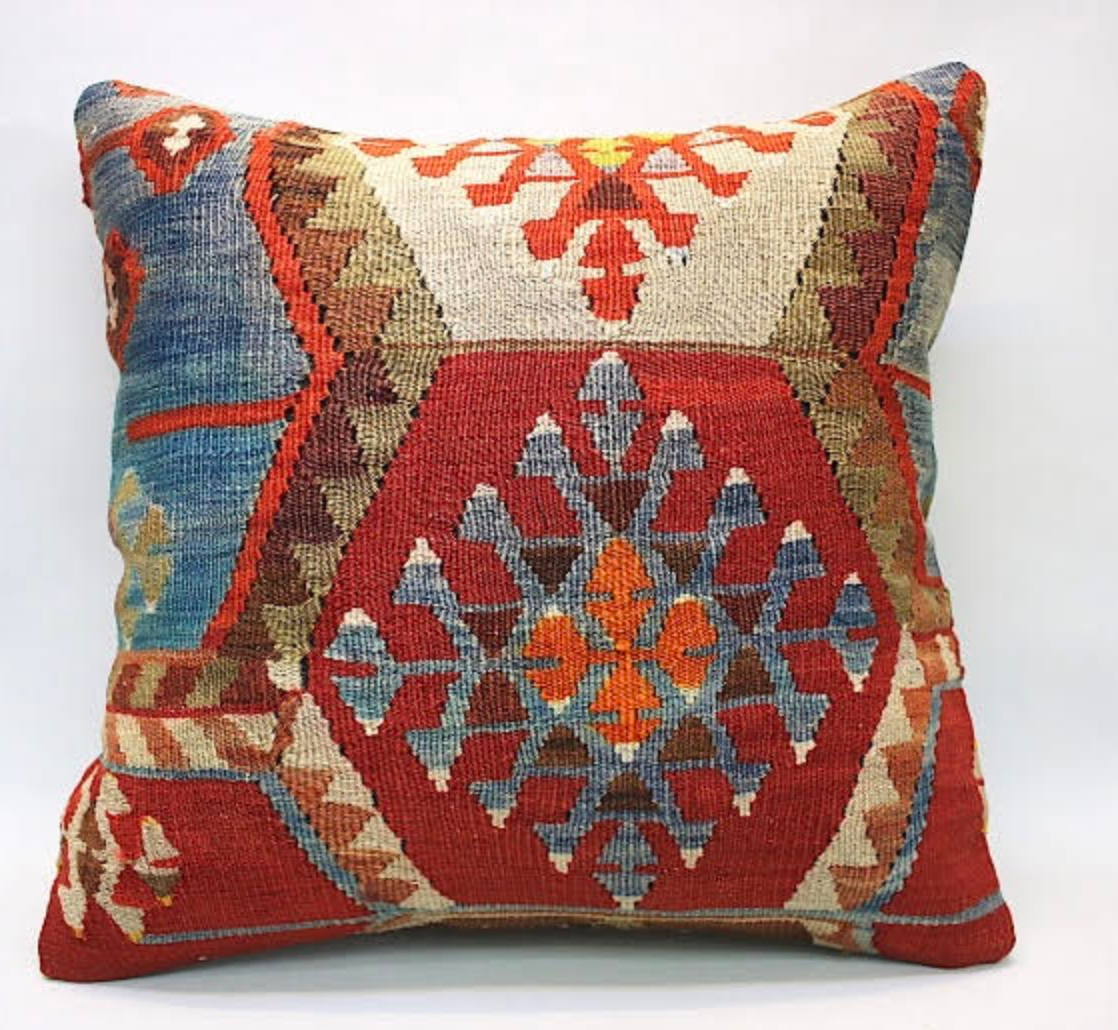 Kilim Pillow Cover - 10