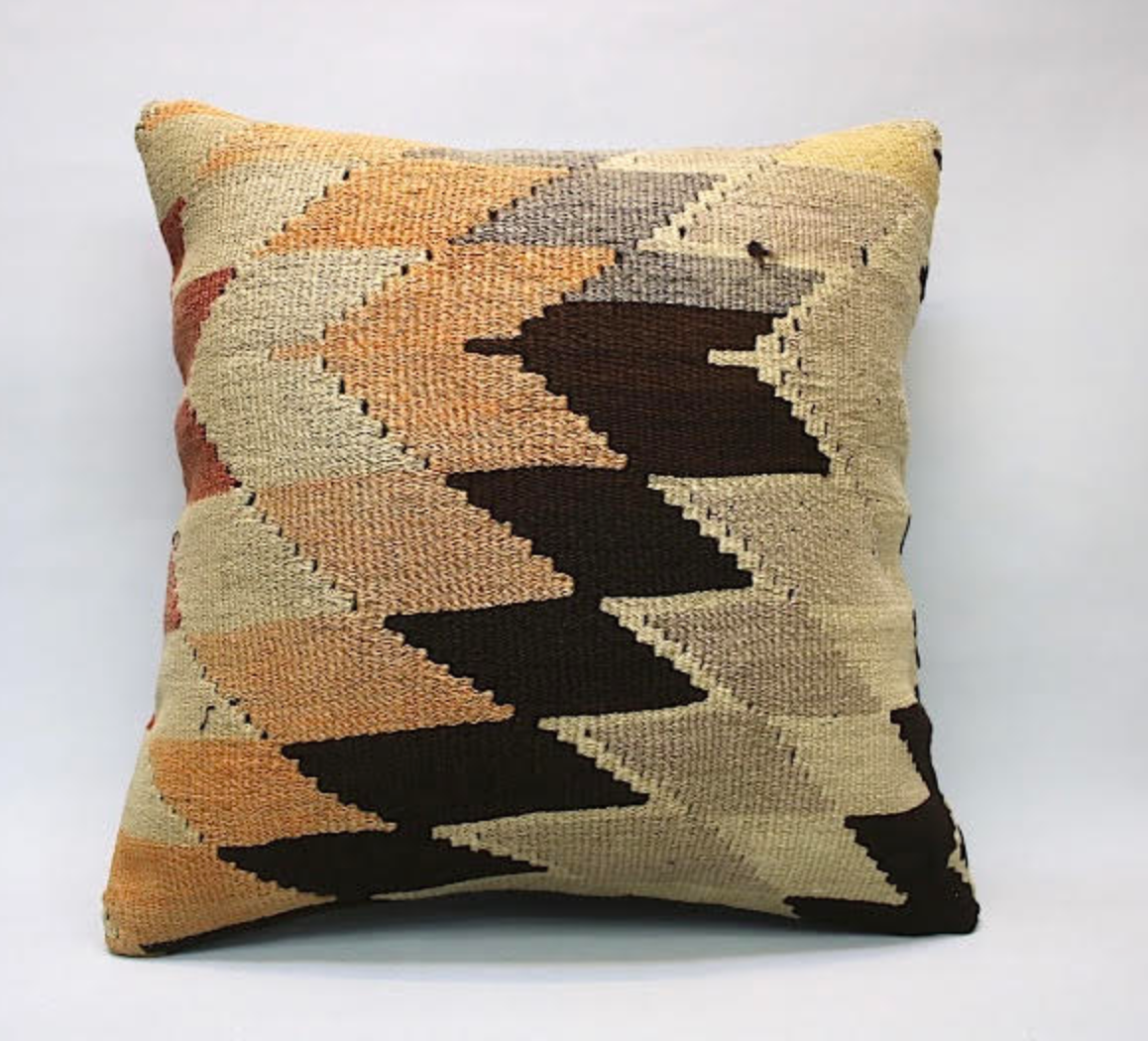 Kilim Pillow Cover - 11