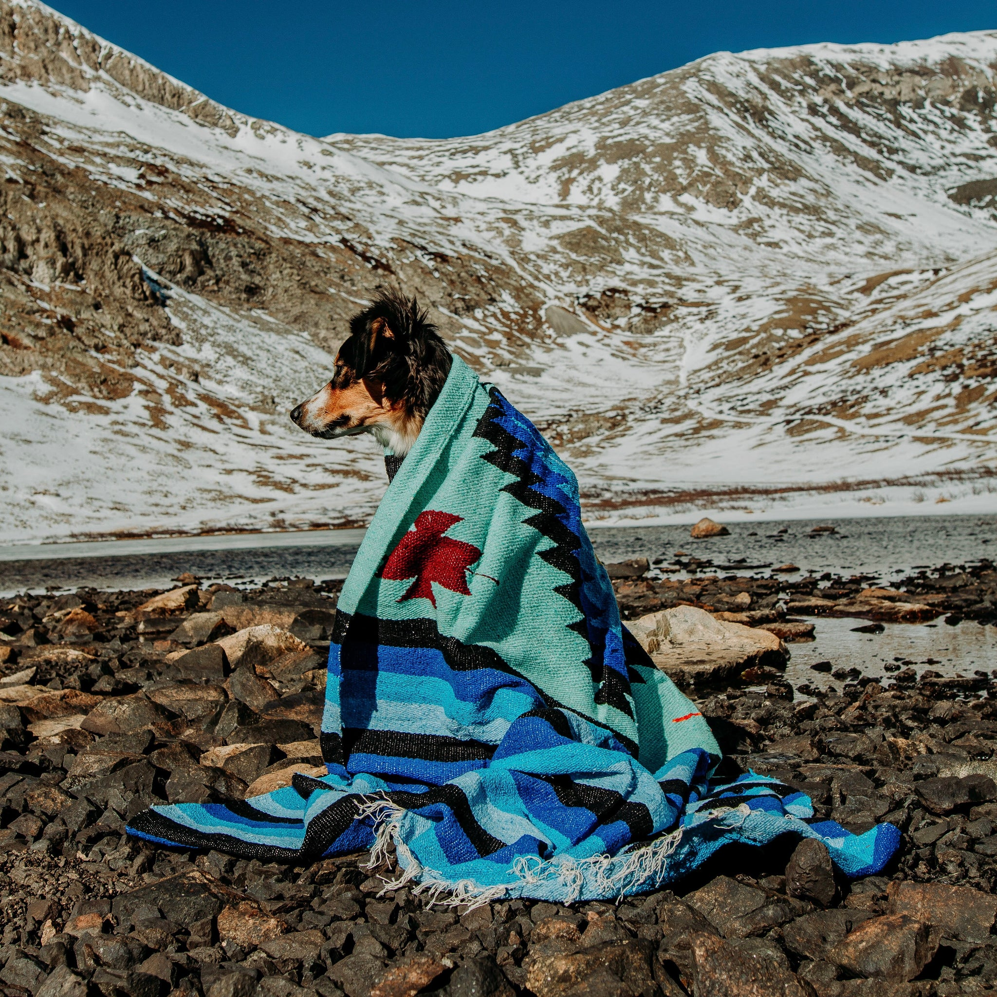 Blue Lagoon Blanket