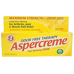 Aspercreme Analgesic Creme Rub with Aloe - 5 oz