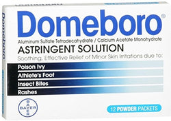 Domeboro Powder Packets 12 Each (Pack of 2)