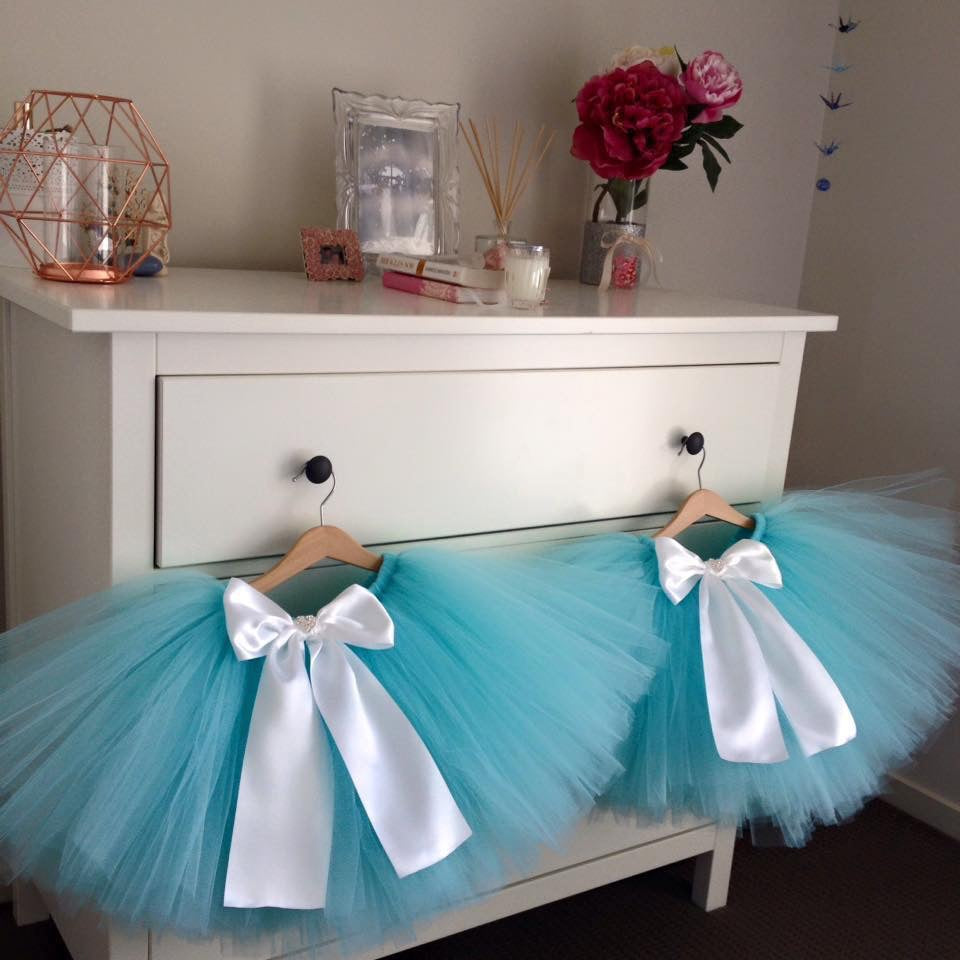 Tiffany Bling Tutu