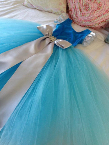 Elsa Inspired Fairytale Outfit