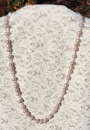 Amour Pearl Necklace