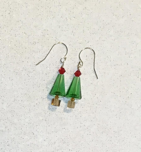 Artremis Christmas Earrings