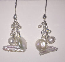 Pearl Fling Earrings
