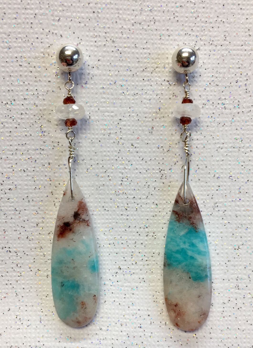 Tear Drop II Earrings