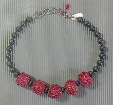 Swarovski Beaded Beads Necklace