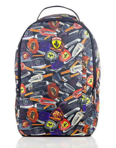 Sprayground 10 Car Garage Backpack