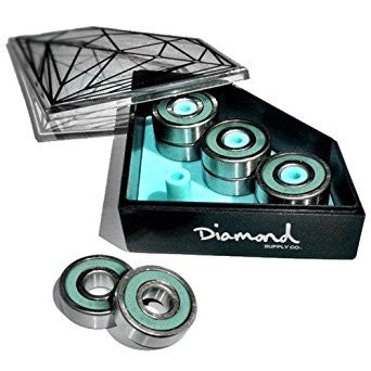 Diamond Smoke Ring Bearings