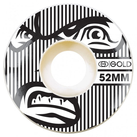 Gold Wheels Goon Wheels (52mm)