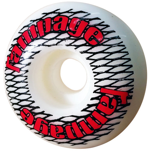 Rampage Mesh Wheels (52mm)