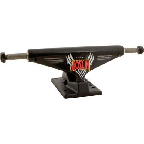 Venture Chris Joslin Pro Trucks (Gloss Black/Flat Black)
