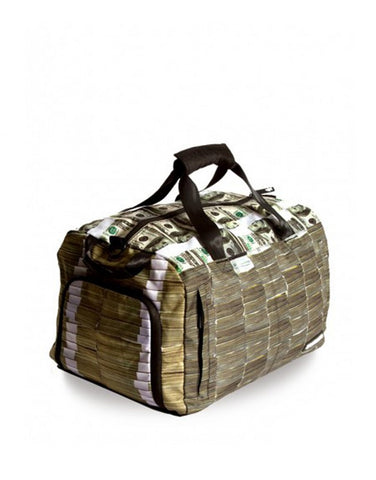 Sprayground Money Stacks Large Duffle