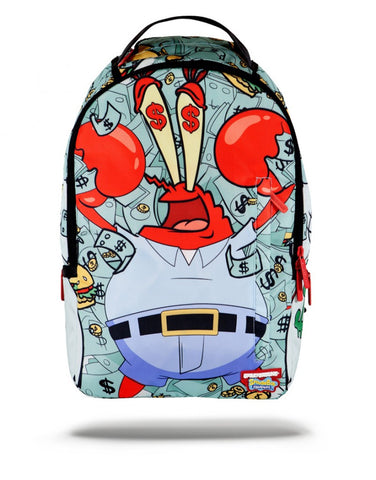 Sprayground x Money Krabs Backpack