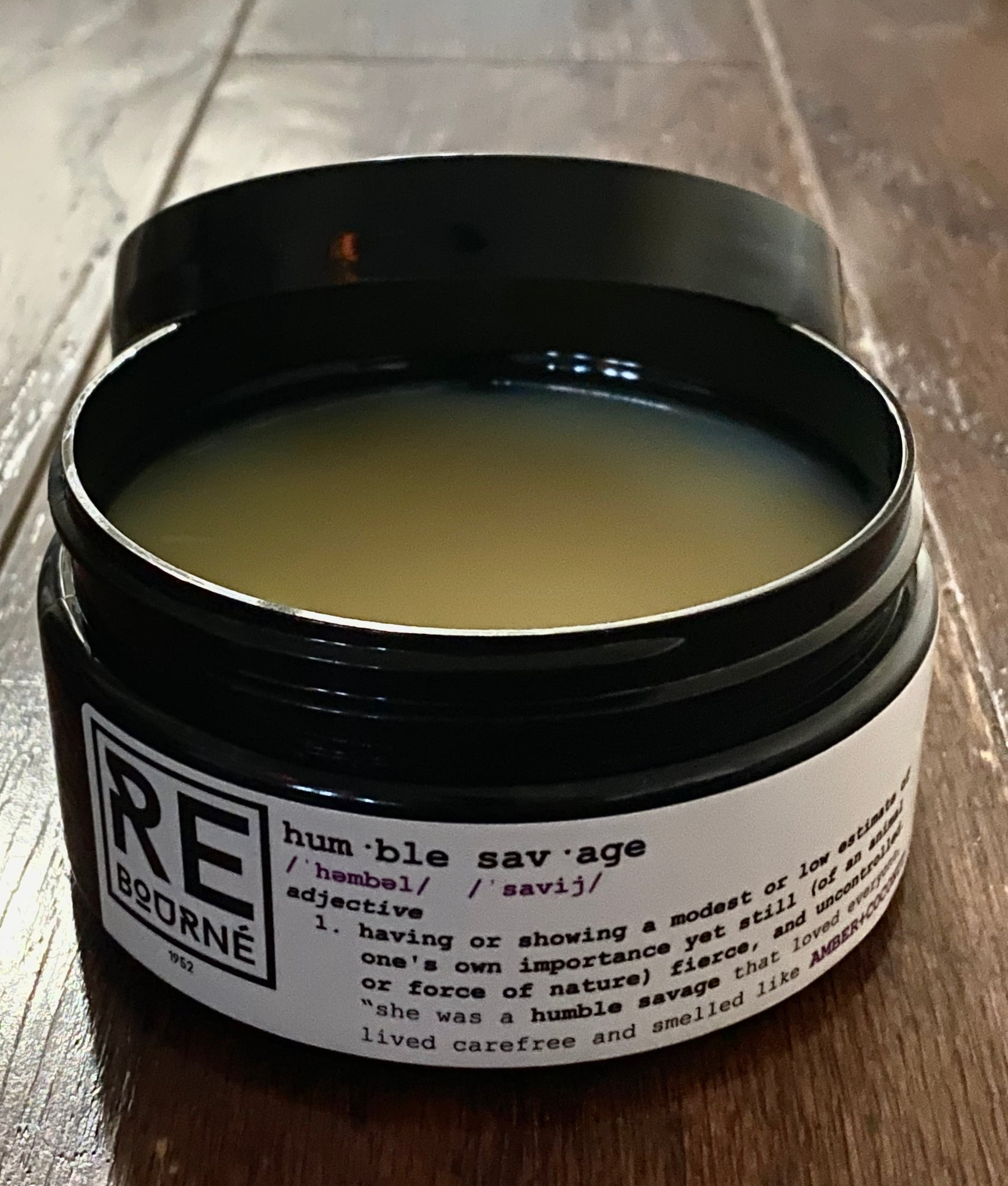 "ReBourne ""Humble Savage"" Body Butter - Rebourne Body + Home"