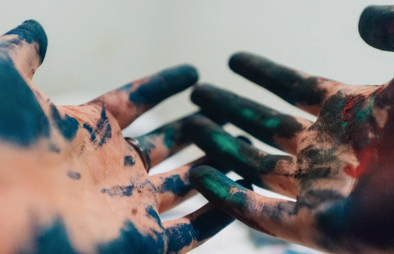 The Connection Between Creating Art And Stress Relief