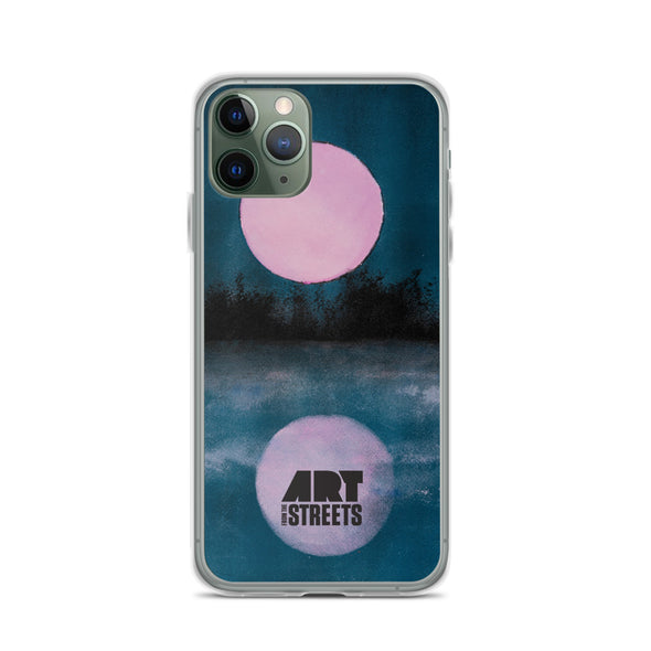 iPhone Case w/ artwork by Hugh Miles