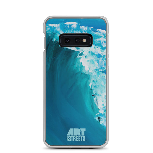 Samsung Case w/ artwork by John Curran