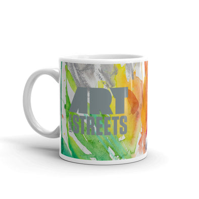 Mug w/ artwork by Angelique Catero
