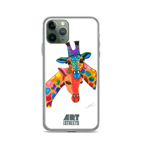 iPhone Case w/ artwork by Catherine Townsend