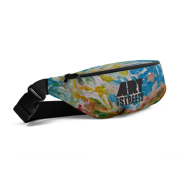 Fanny Pack w/ artwork by Eric Ulteig