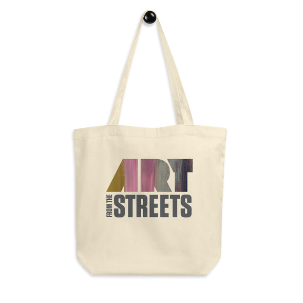 Art from the Streets Tote Bag