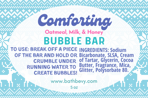 COMFORTING BUBBLE BAR