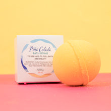 Load image into Gallery viewer, PIÑA COLADA BATH BOMB
