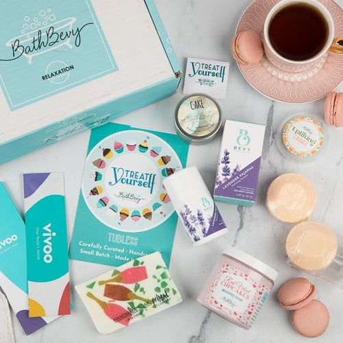 TUBLESS TREAT YOURSELF BOX